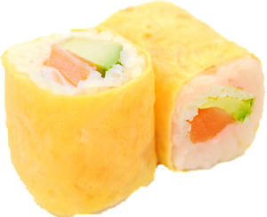 ER4 - Egg Roll Concombre Cheese