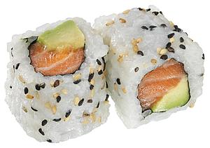 CR1 - California Roll Saumon Avocat