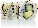 CR8 - California Roll Avocat Concombre